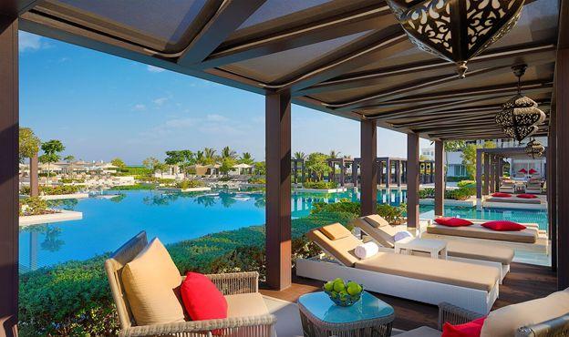 تور عمان و اقامت در هتل آلیلای جبل الاخضر عمان