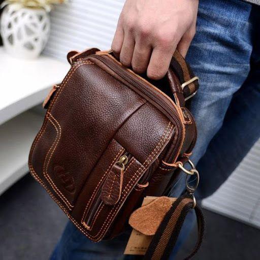 خرید کیف دوشی چرم